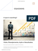 COACHING - Instituto Orienta