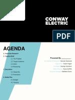 conway presentation