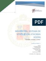 Informe Atacama Kozan
