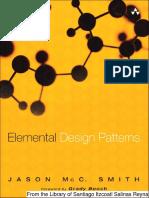 Elemental Design Patterns - Addison Wesley