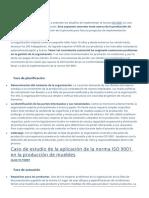 Procedimiento ISO9001-2015