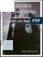 Mártires de Fundidora- Crónica de una tragedia clase olvidada