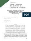 SECOND LANGUAGE IDIOM LEARNING ..pdf