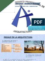 Arquitectura holistica