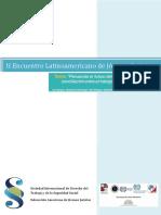 II Encuentro Latinoamericano de Jovenes Juristas Montevideo-(Informe individual-CHILE)