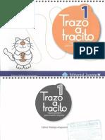 Trazo a Tracito 1 -Editorial Avante