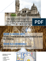 Chrisitian Predominance in Toledo