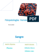Alteraciones Hematologicas