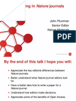 Publishing in Nature Journals Jd p