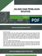7. Ppt BAB 11 Analisis Dan Penilaian Ekuitas