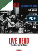 Live Dead_ The Grateful Dead Photographed - Bob Minkin, Steve Parish, Blair PDF