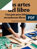 Las artes del libro