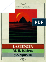 Kedrov-Spirkin-Ciencia