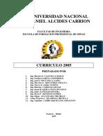 Curriculo Minas 2005
