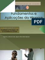Carlos Lopes Pires Fundamentos e Aplicacoes Da Hipnose(Trabalho)