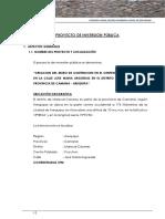 23.1.- PIP MENOR Muro Pucchun