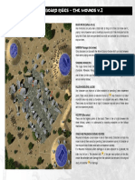 Battle of the Mounds - Gameboard Rules v.2