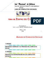 08. Etapas Del Conflicto