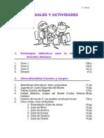 2. Manuales y Actividades