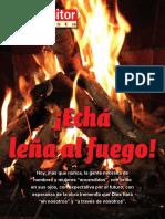 Echa Leña Al Fuego