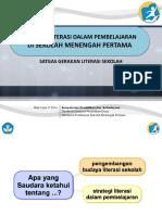 Paparan Strategi Literasi Dlm Pembelajaran 2018