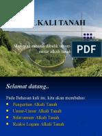 Alkali Tanah