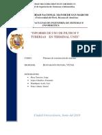 Informe Patrones Filtros Tuberias Unix v3