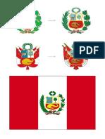 ESCUDOS DEL PERU