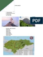 Principales Volcanes de Centro America
