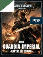 Guardia Imperial Equipo