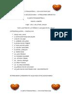 Delegación Seleccionada Club Élite Basketball - Viaje a Cali 1 2