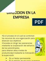 Direccion info