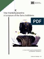 The Parakhyatantra.pdf