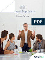 Plan de Estudio Liderazgo Empresarial NEXTU