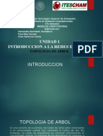 Topologia de Arbol