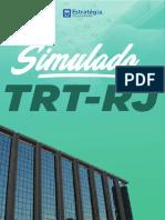 Simulado Trt Rj Ec
