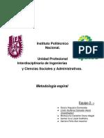h.a.2cm41 Eq2 Informe Metodología Espiral