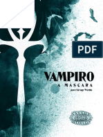 Vampiro A Máscara Savage Worlds