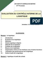 audit interne logistique 12 promo