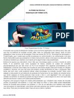 PORTFÓLIO Licenciaturas - BII Autismo.
