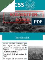 Accidente en Bophal