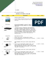 Cotizacion 2018-000858 Sistema Cctv Hdcvi - Full Hd
