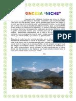 Leyenda Princesa Niche