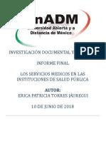 Investigación Documental y de Campo Secion 8 Actividad 1