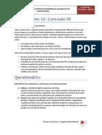 Relatorio Experimento 11 e12