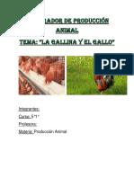 Integrador de Producción Animal