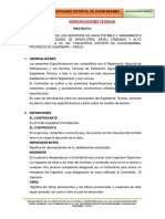 10. Especificaciones Técnicas Modificado