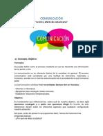 Comunicacion y Recepcion 2 A