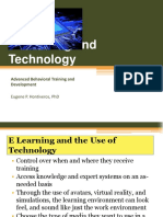 E Learning and Technology.pptx
