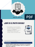 Pacto Social PPT